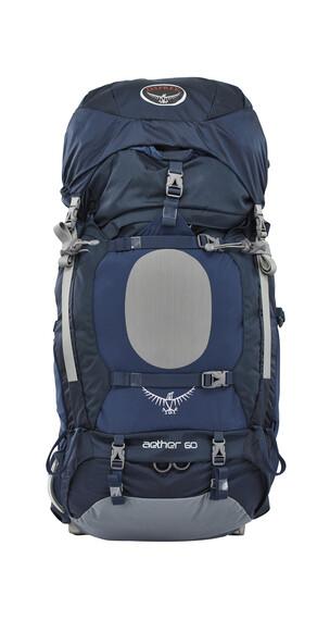 Osprey Aether 60 Backpack Men L Midnight Blue